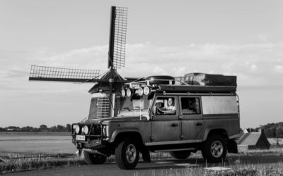 Going Overland From Europe to Southeast Asia